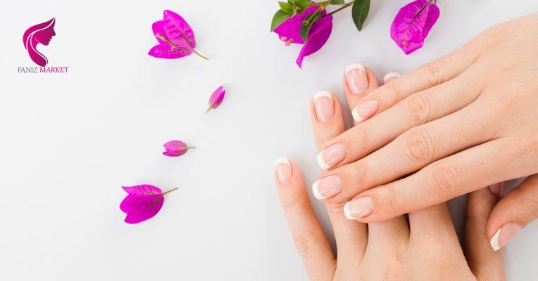 سفید شدن دست