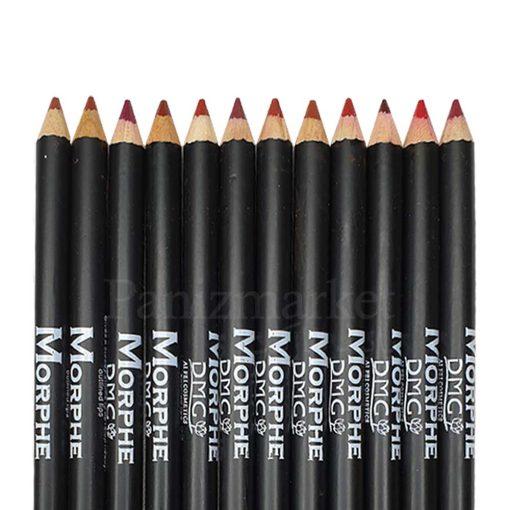 خط لب مدادی مورف